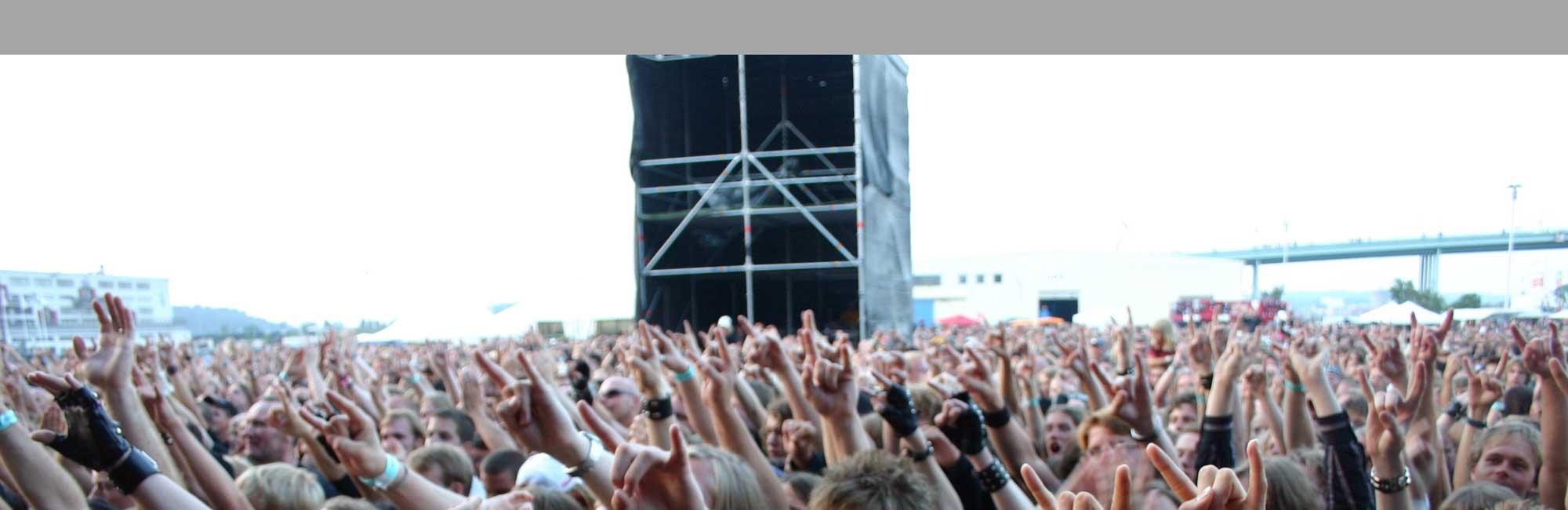 Grote en kleine evenementen - Beveiligingsbedrijf HSM Safety BV Emmen